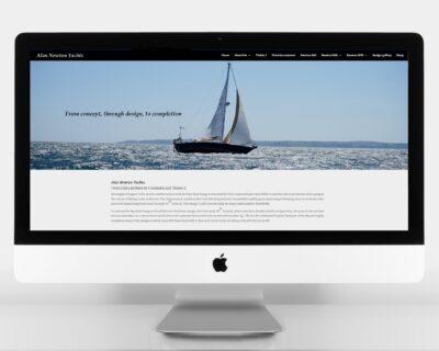 Alan Newton Yachts